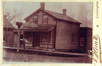 Augustus Barrett's Photo Studio
