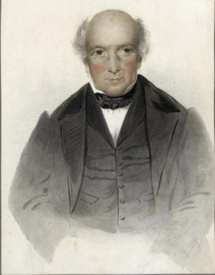William Dow, Whitby, Ontario, c.1854