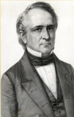 Dr. Jonathan Foote (1804-1885), Brooklin, Ontario