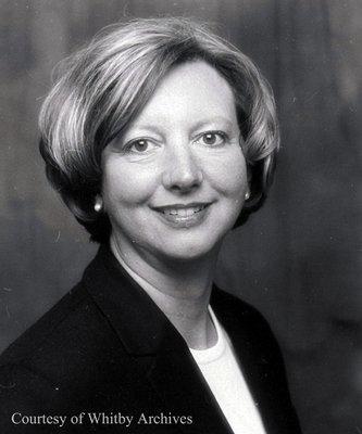 Catharine Tunney, c.1991