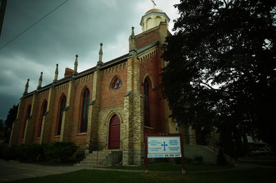 St. Arsenije Sremac Serbian Orthodox Church-School Congregation of Whitby (508 Byron Street).