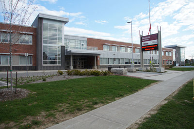 Brooklin High School (20 Carnwith Drive West)