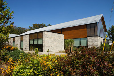Whitby Public Library--Brooklin branch exterior