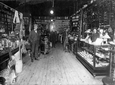 W.A. Holliday Store, ca.1931