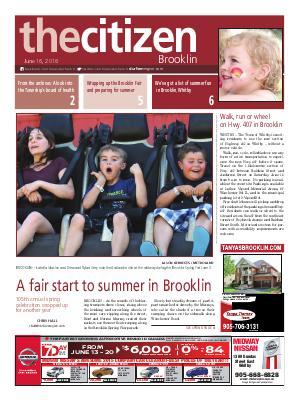 Brooklin Citizen (Brooklin, ON), 16 Jun 2016