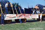 Moving of the cannons, July 8, 1989