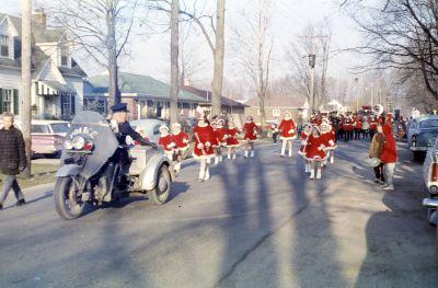 Santa Claus Parade, 1960