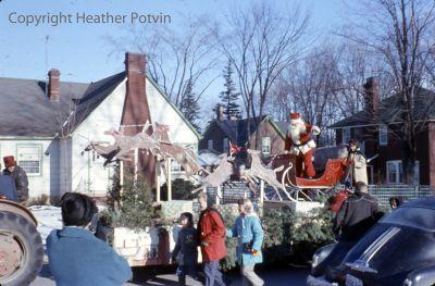 Santa Claus Parade, 1958