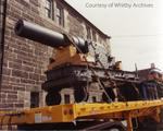 Returning the Cannons to the Halifax Citadel, July 1989