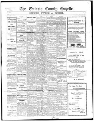 Whitby Gazette, 3 Aug 1897
