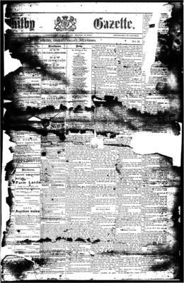 Whitby Gazette, 11 Jul 1879