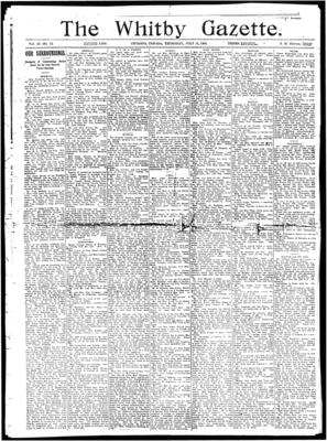 Whitby Gazette and Chronicle (1912), 14 Jul 1904