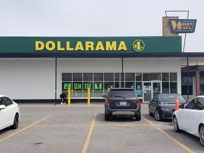 Dollarama at Whitby Plaza