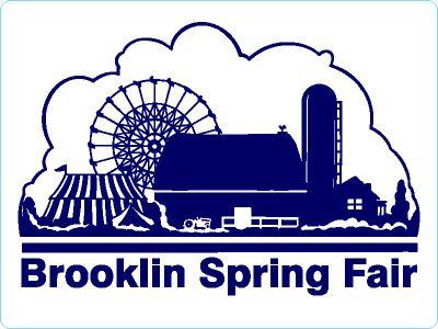 Brooklin Spring Fair Logo, 2020