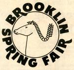 Brooklin Spring Fair Logo, 1982