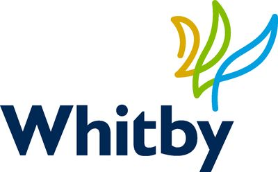Town of Whitby Logo, January 2020