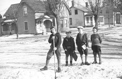 Neigbourhood Boys, 1936