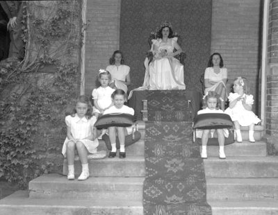 Ontario Ladies' College May Day Celebrations, 1946