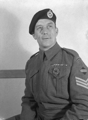 Alfred Samuel Reardon, 1945