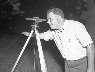 Leonard Carol Racher, 1948