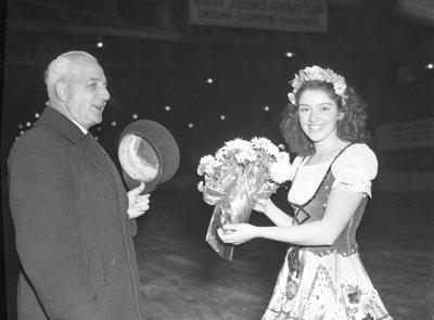 Ladies' Skating Champion, 1948