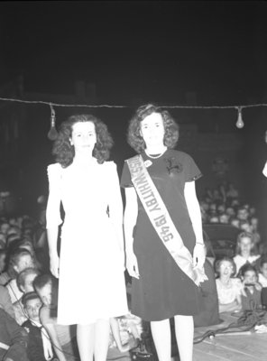 Miss Whitby, 1946