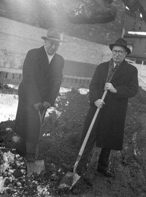Public Utilities Building Construction, 1948