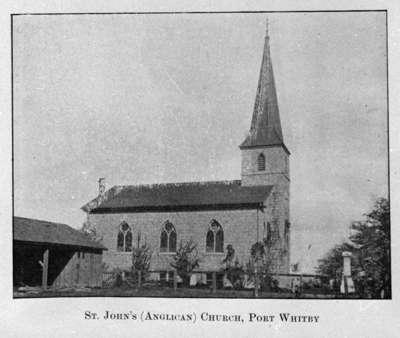 St. John's Anglican Church, 1904