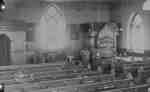 Interior of St. John's Anglican Church, c. 1918