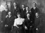 St. John's Anglican Church Sunday School Class, c. 1905