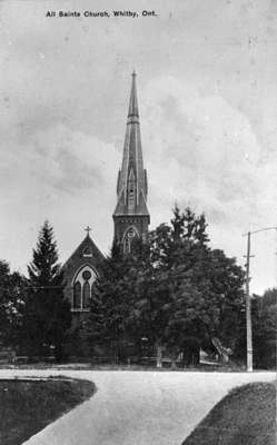 All Saints' Anglican Church, 1906