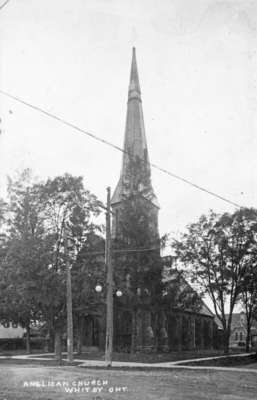 All Saints' Anglican Church, c. 1918