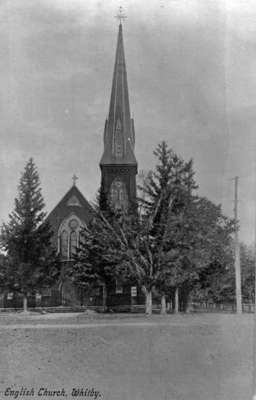 All Saints' Anglican Church, c. 1910