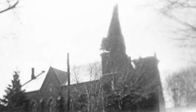 Whitby United Church, 1929