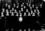 Whitby United Church Choir, June 1939