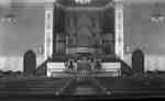 Interior of Methodist Tabernacle, c.1921