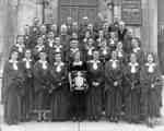 St. Andrew's Presbyterian Church Choir, May 1934