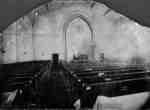 Interior of St. Andrew's Presbyterian Church (Whitby), c.1885