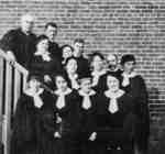 St. Andrew's Presbyterian Church Choir, c.1919