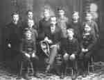 Whitby Baptist Church Sunday School Class, c.1903-1904