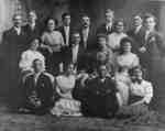 Whitby Baptist Church Choir, c.1906