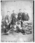 First Communion Class from St. John the Evangelist Roman Catholic Church, c.1888