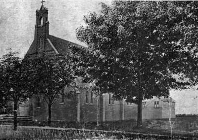 St. John the Evangelist Roman Catholic Church, c.1908
