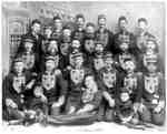 Whitby Fire Brigade Members, c.1885