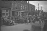 Series of M.G. Ruddy photos including Whitby Street Fair parade, August 11, 1936