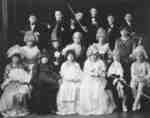 "Cast of King Street School Play ""Cinderella"", December 1925"