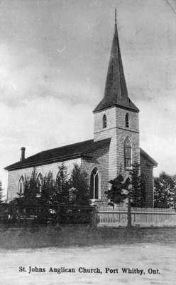 St. John's Anglican Church, 1906
