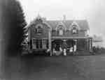 The Evergreens, Residence of W.H. Clendennan, 1907
