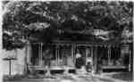 Residence of James Sawdon before renovations, c.1910
