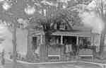 Residence of James Sawdon after renovations, c.1915